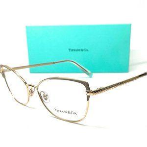 Tiffany Gold Butterfly Eyeglasses! 53mm